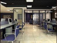 珠江新城华普广场25楼,王总办公室装修