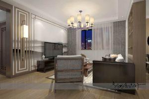 金科星辰90平现代装修设计,老两口的二居室