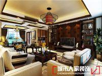 邹平星河上城160平纯中式精装设计方案