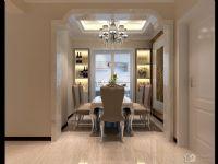 大汉龙城108平米欧式风格