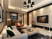 欧式客厅-中南装饰