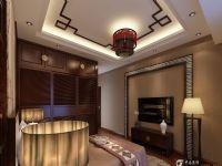 中式现代简约-卧室