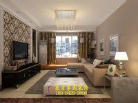 青岛市黄岛区星河城现代简约风格装修设计图|青岛装修|东方家园装饰