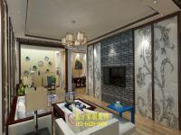 青岛市别墅城阳区叠墅花溪地260平下叠欧式-中式风格装修设计图|青岛装修|东方家园装饰