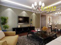 青岛市晓港名城新中式风格装修设计图|曹顺|青岛装修|东方家园装饰