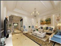 别墅法式风格装修:尽显高贵典雅
