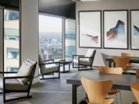 邦克装饰――素雅而有格调的办公空间设计