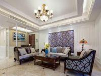 四室两厅明快浪漫的欧式风格