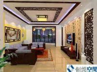 创想空间装饰中式风格设计案例