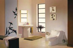 卫浴间效果图