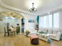 88平米两居室地中海风格装修