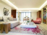 邵阳三房两厅现代简约风格装修案例