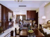 160�O四居室新古典主义风格装修