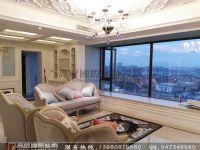 高度国际装饰公寓装修-桐梓林壹号现代欧式风格案例