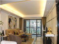 三居室装修案例,优雅与自由并重