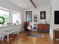 二居室宜家风格休闲区图片欣赏