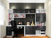 现代二居室内书房设计