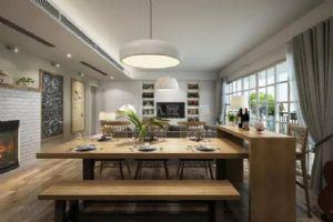 彩云・名邸三室两厅北欧风格设计案例,你要的美好家