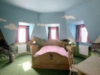 卧室涂鸦装修设计效果图片