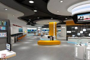 济南展厅卖场装修设计