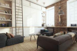 36平米小户型Loft公寓,好赞!
