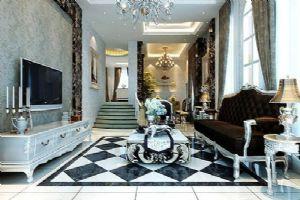 【完美家装】实创装饰打造低调奢华欧式别墅
