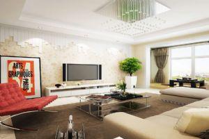 【实创装饰】打造温馨现代风格住宅