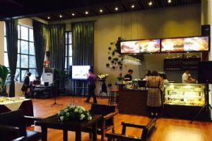 荆州创客咖啡厅