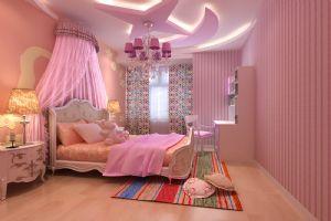 女孩儿童房间