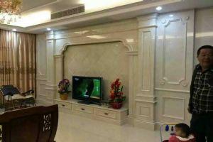 石材电视背景墙