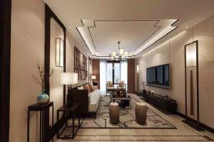 金沙小区 - 新中式风格