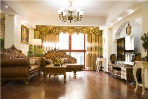 二居室唯美古典风格