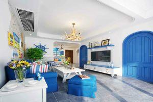 客厅专题-地中海