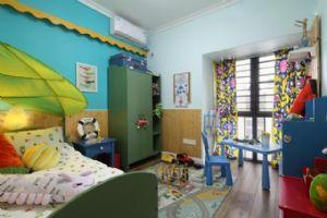 武汉装修效果图儿童房-香港汇艺装饰