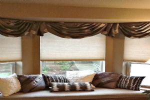 飘窗,卧室效果图