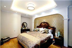 【西安盛腾家装工厂店】曲江・��邸|三室两厅|140平米|美式乡村风格|案例分享